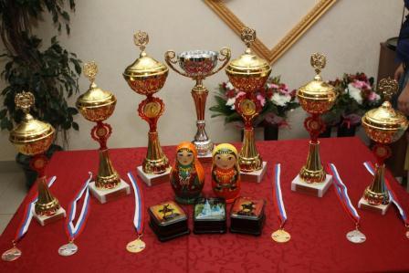 Кубок мира по шашкам