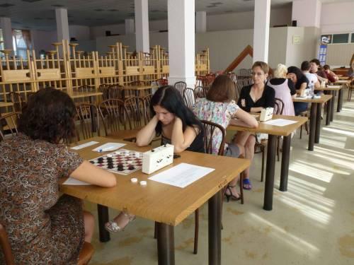 Второй тур чемпионата России среди женщин