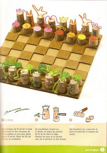 Детские шахматы