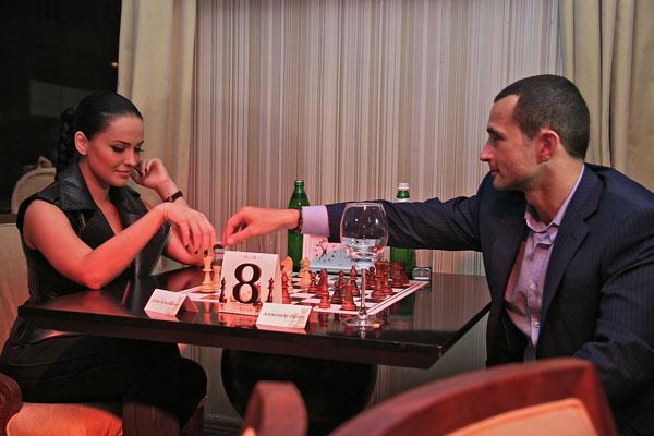 Игровой инвенать предоставлен Украинской Шахматной Академией