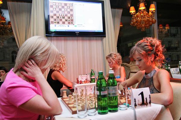 Участницы полуфинала