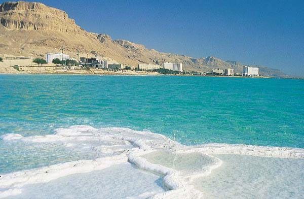 Мертвое море, отдых в Израиле