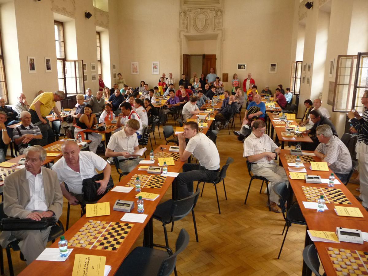 Турнирный зал: Злата Прага 2010