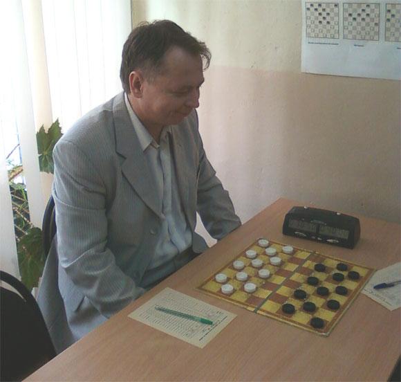 Илья Шеронов - трехкратный чемпион Нижнего Новгорода по русским шашкам
