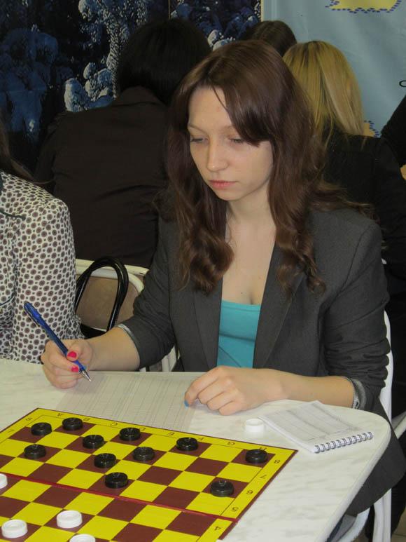 Екатерина Седова показала второй результат в своей возрастной группе