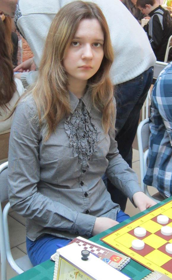 Елизавета Егорова показала стабильную игру, но для призового места не хватило