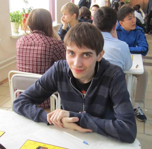Роман Воинов был близок к медалям в быстрых и молниеносных шашках