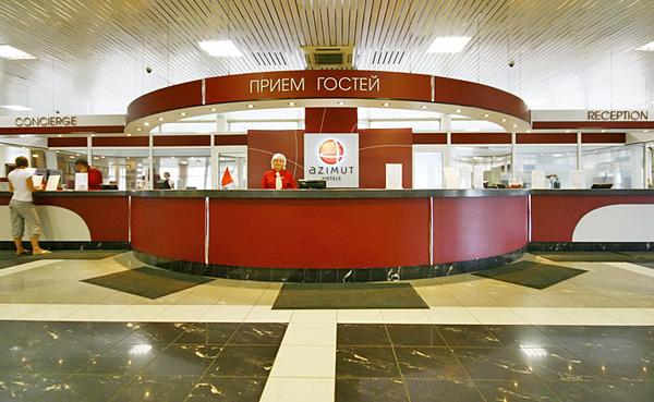отели Петербурга недорого