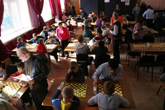 Чемпионат Уральского федерального округа по стоклеточным шашкам среди женщин