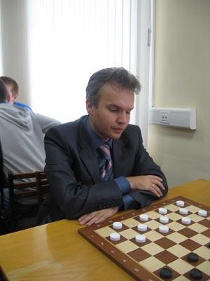 Победитель турнира КИТ-2013 Дмитрий Цинман