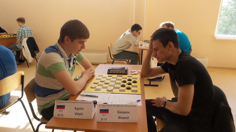 В.Еголин - Ш.Гаязов