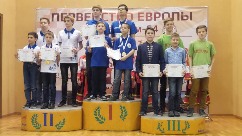 В.Еголин - победитель ПЕ в командном зачете