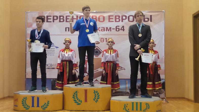 В.Еголин - 1 место в классике