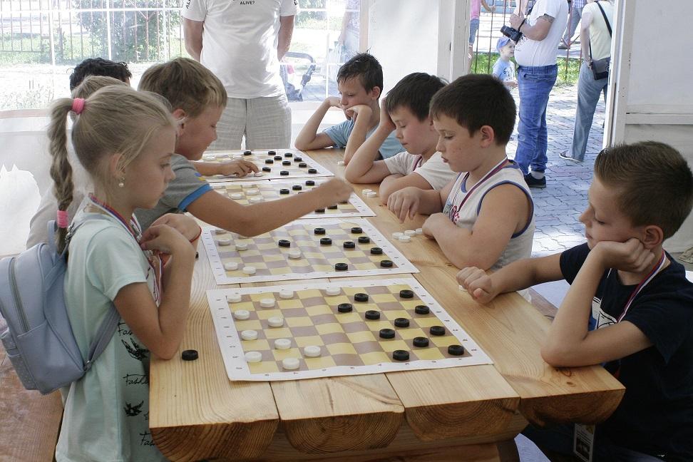 Призёры детского турнира