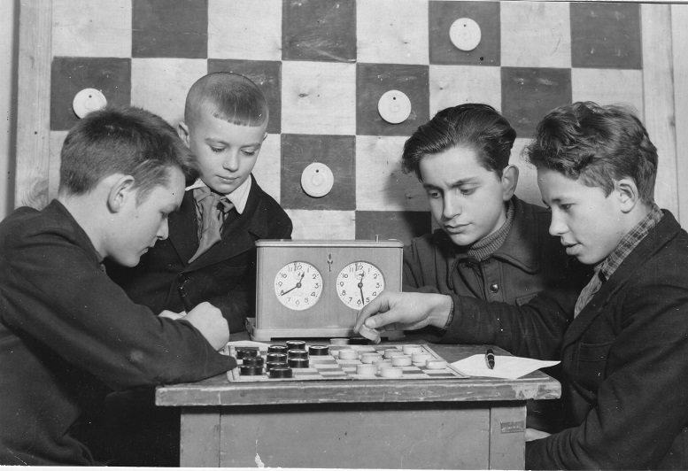 1954 Коробков, Тореев, Вайнблат, Кузюков
